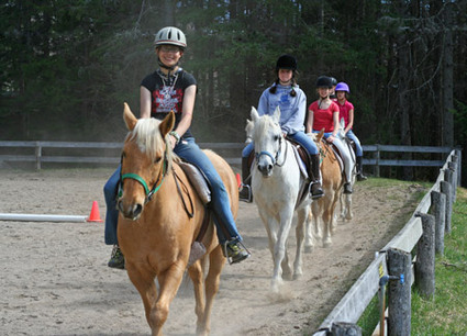 Horseback Riding Camp in Fairfax Virginia